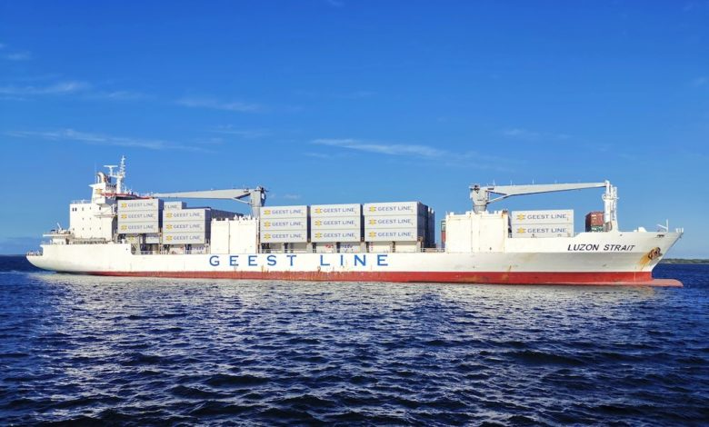 Geest Line has new owners