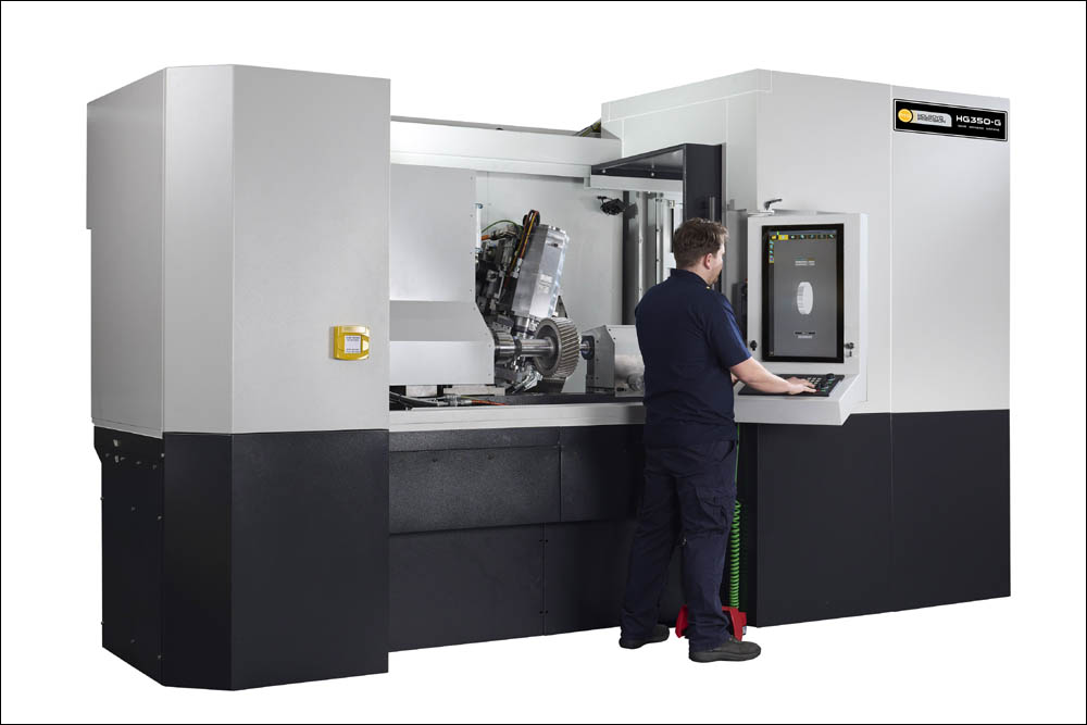 A first for Siemens and PTG Holroyd