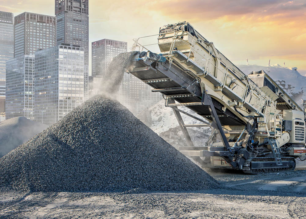 Metso Outotec launches Lokotrack e-Power range