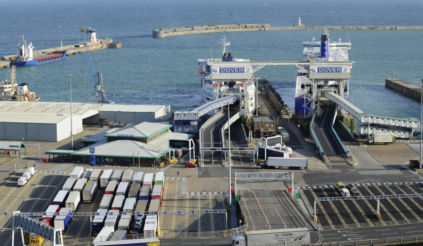 P&O Ferries soon back to five ships on Dover-Calais