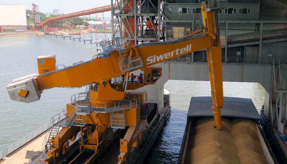 Brazilian agri-bulk operator gears up