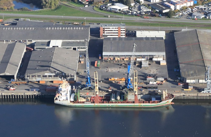 Wallmann Terminal changes hands