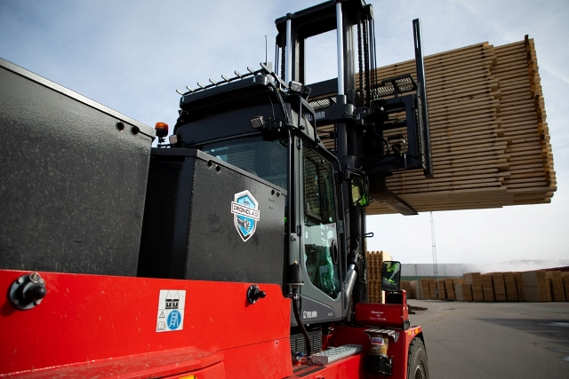 Cargotec to use fossil-free SSAB steel for equipment manufacture