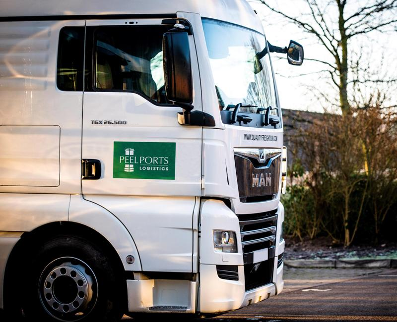 Enter Peel Ports Logistics