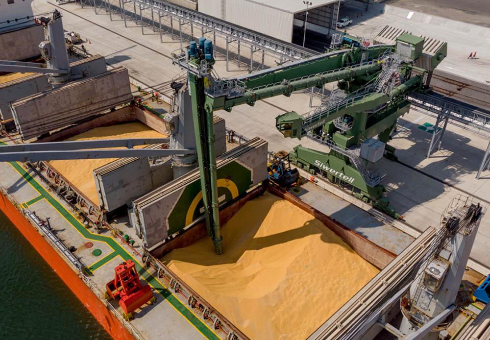 Veracruz agri-bulk terminal kitted out