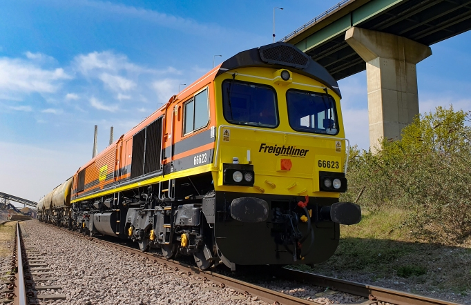 Clean Air Power GT secures UK government funding for duel-fuel Class 66s
