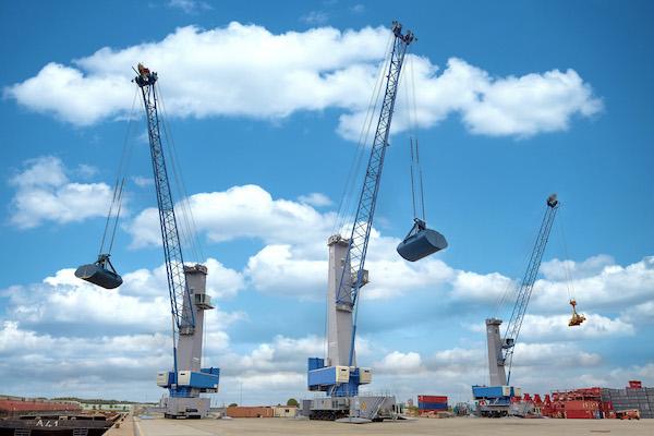 Konecranes launches Generation 6 mobile harbour cranes
