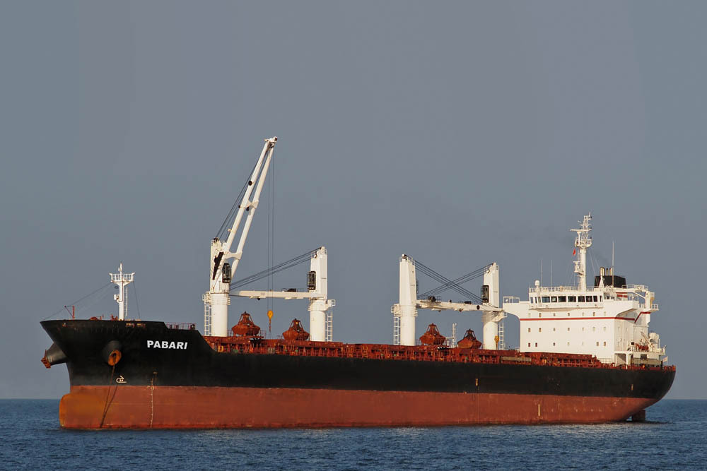 Handysize bulker joins Harren Bulkers fleet