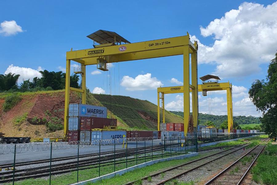 ICTSI Rio leases rail terminal in Brazil