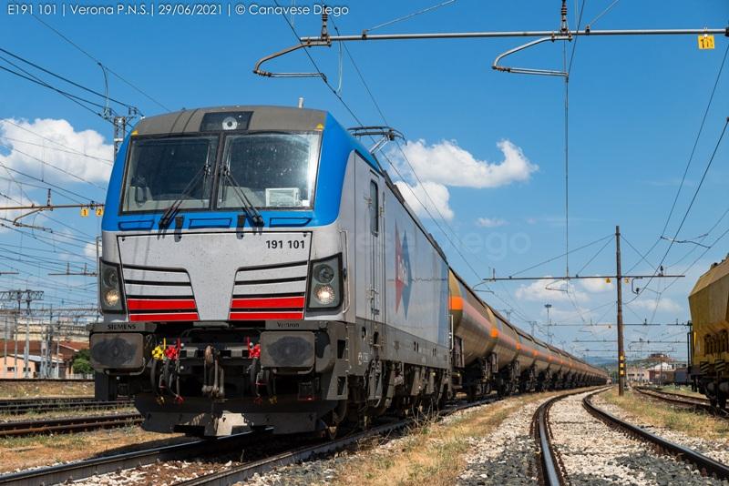 InRail provides Croatia-France through rail service