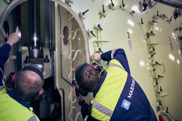 Maersk to build Methanol capable vessel