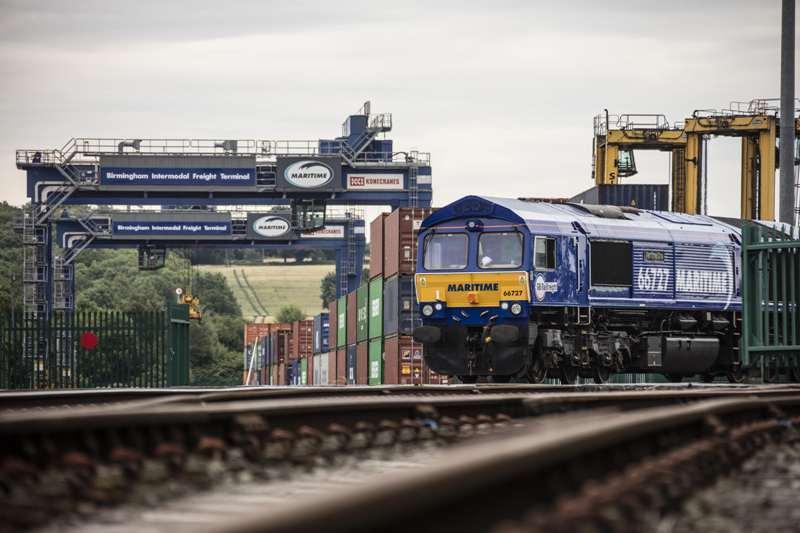 Intermodal rail gaining ground in UK