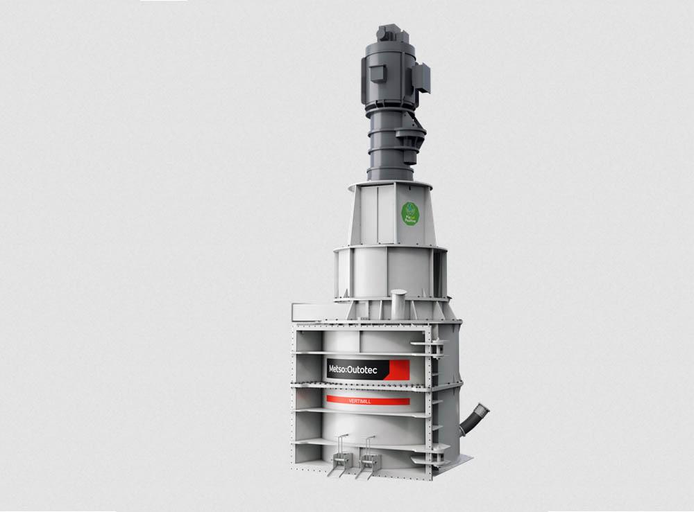 Largest vertical grinding mills for Ukraine