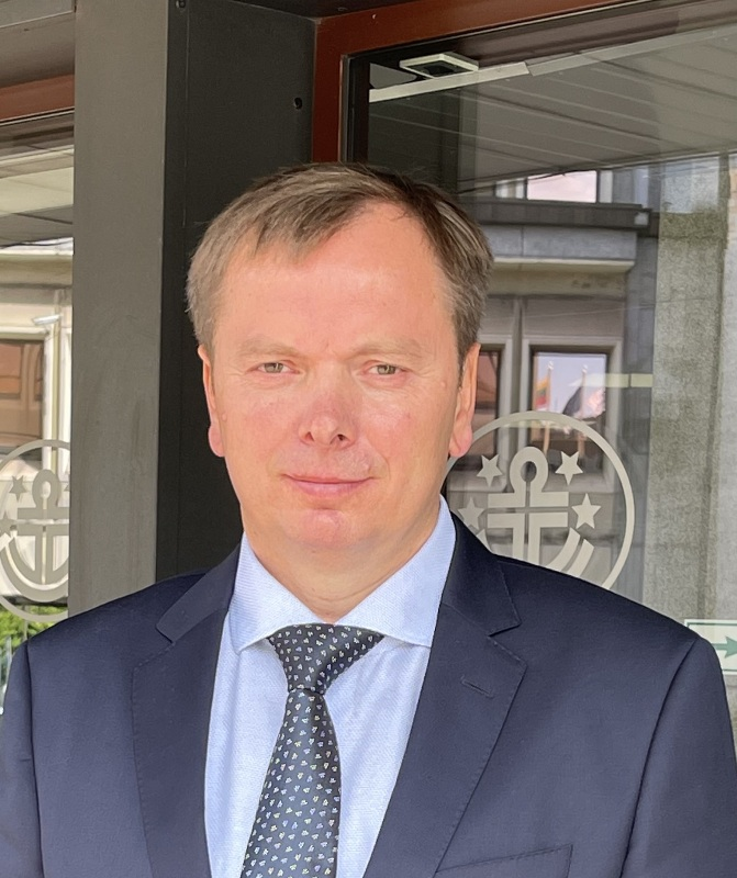 People on the move - new CEO for King Abdullah Port