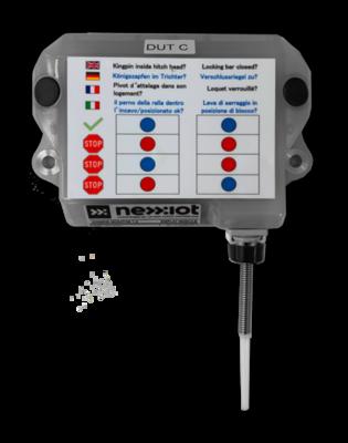 Nexxiot Kingpin Monitor trialled by VTG