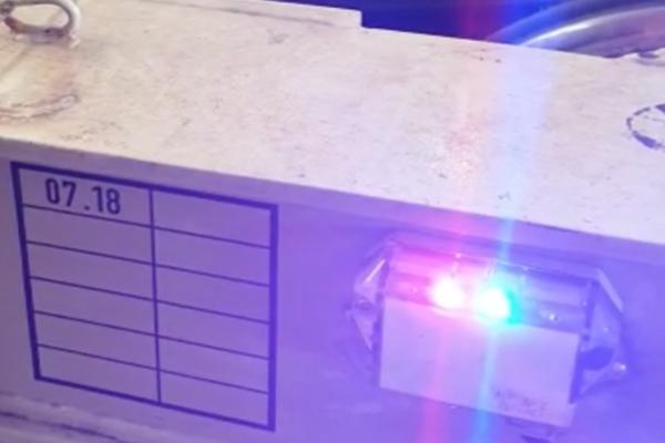 VTG testing Nexxiot KingPin Monitor for trailers on rail