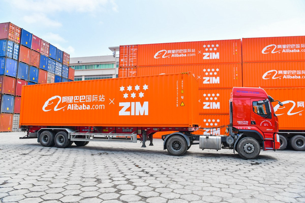ZIM and Alibaba.com extend cooperation agreement until 2023