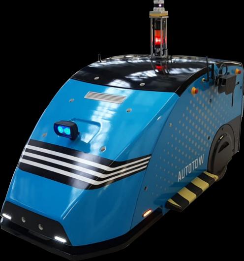 AIDrivers & Largo Robotics team up for logistics automation