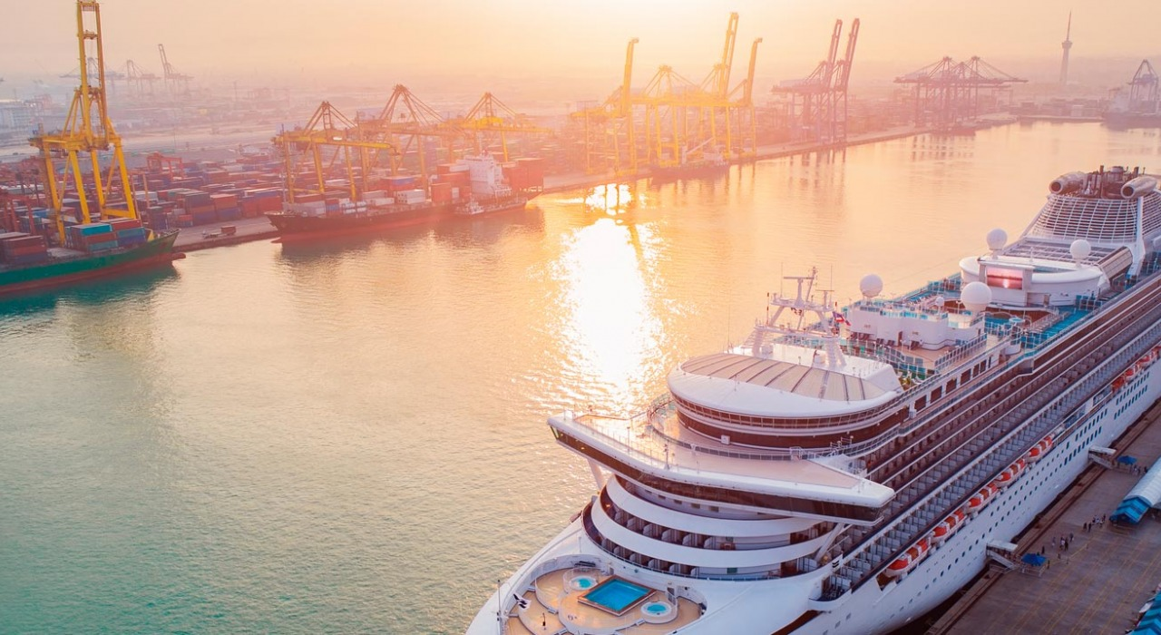 The Five Steps to Take Charge of Portside Pollution