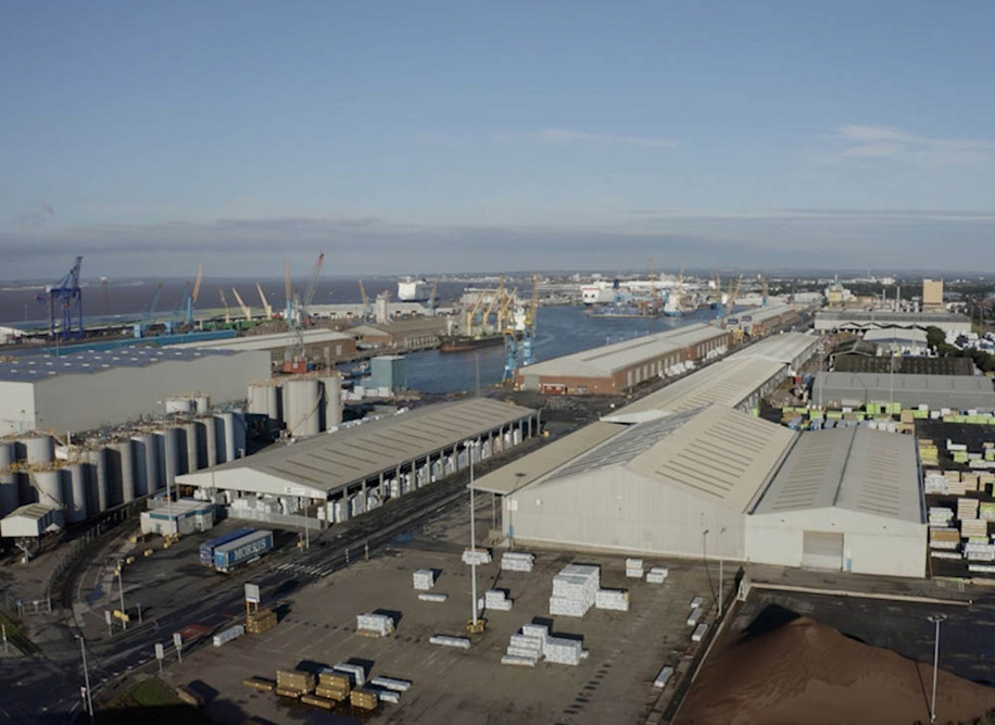 The Port of Hull