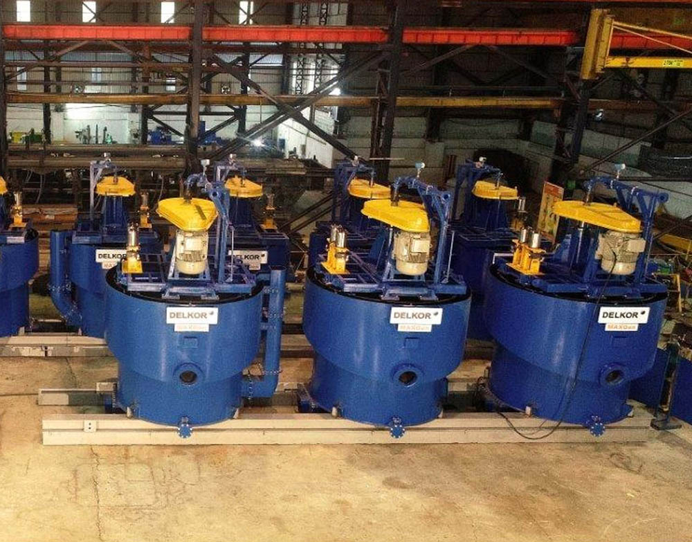New flotation cells with 'MAXGen'