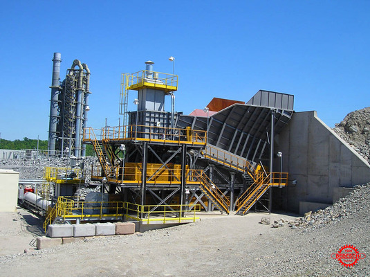 Italcementi project awarded to Bedeschi