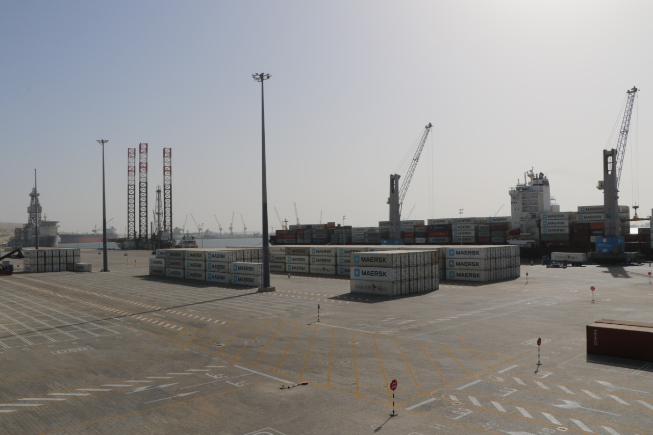 Port of Duqm seeks a container terminal operator