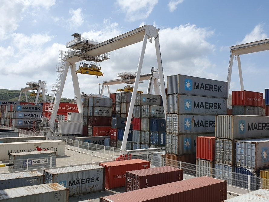 APM Terminals believes the implementation and ramp-up of the automation systems at Tanger Med 2 was faster and safer than any other automation project so far.
