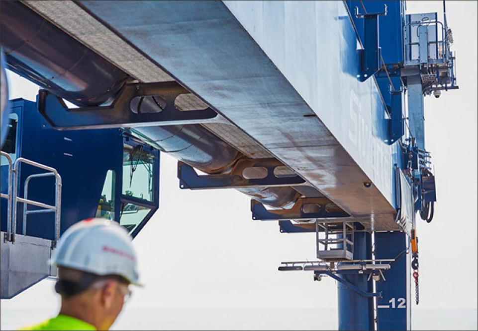 Dust-free cement handling for Houston operator