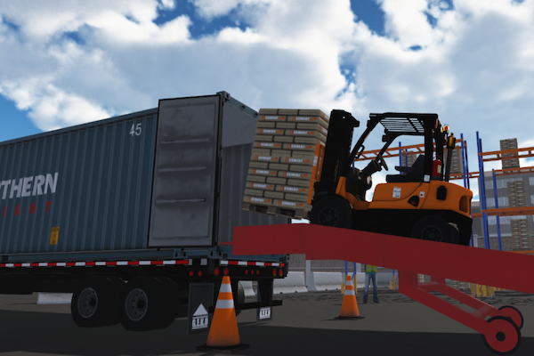 New simulator training for FLTs