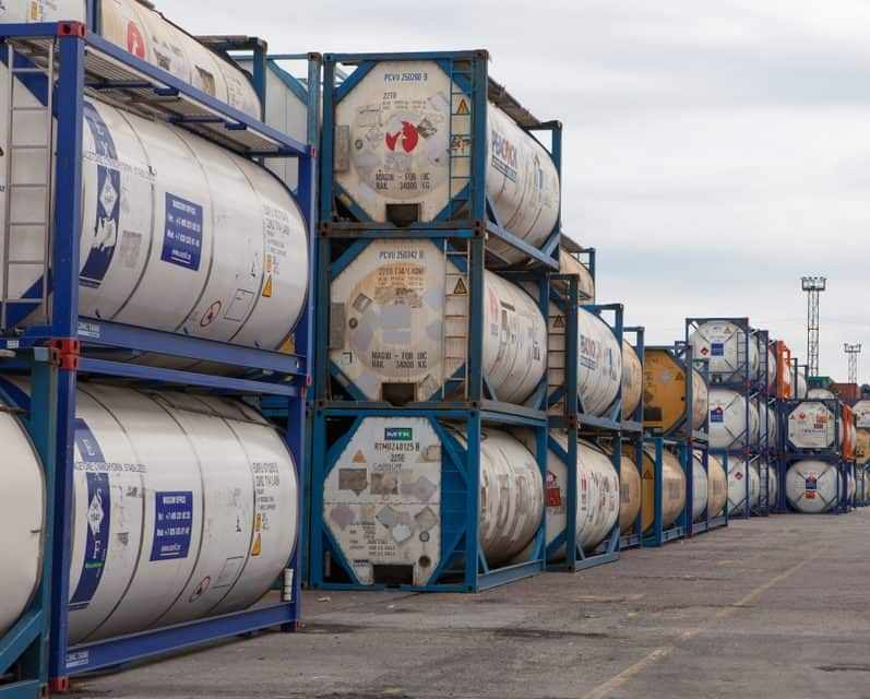 Container xChange adds tank containers