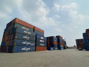 CMA CGM opens new depot in Indonesia