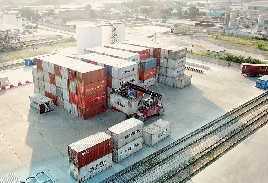 Maersk opens ICD in Novorossiysk