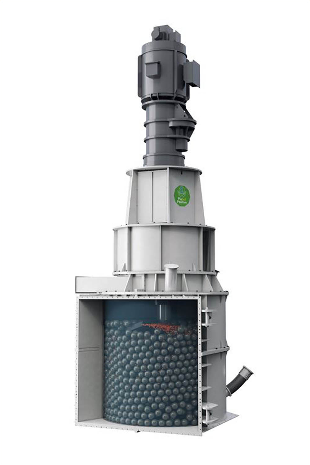 Metso Outotec grinding technology to China