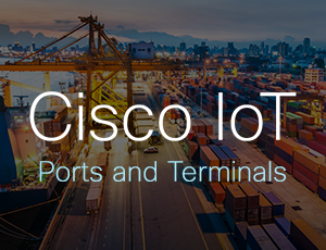 Modernize your ports & terminals, boost throughput and efficiency
