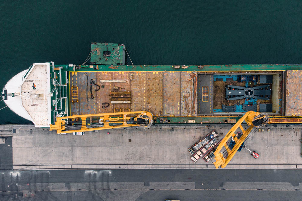 Port of Toledo gears up with new, bigger MHC